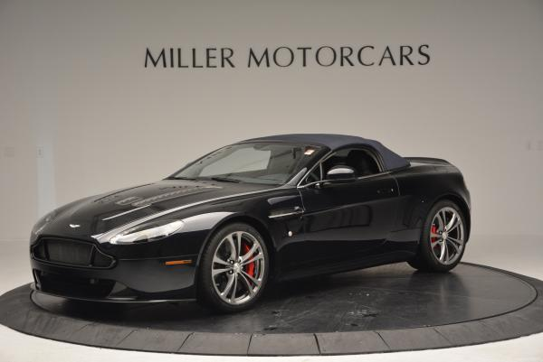 Used 2016 Aston Martin V12 Vantage S Convertible for sale $128,900 at Maserati of Greenwich in Greenwich CT 06830 14
