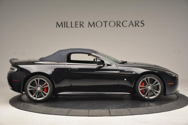 Used 2016 Aston Martin V12 Vantage S Convertible for sale $128,900 at Maserati of Greenwich in Greenwich CT 06830 16