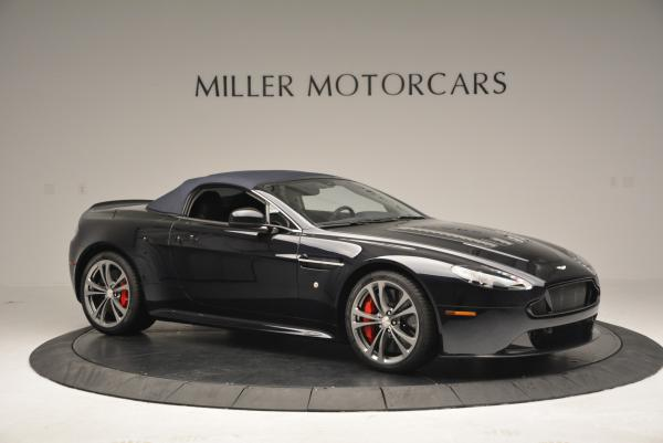 Used 2016 Aston Martin V12 Vantage S Convertible for sale $128,900 at Maserati of Greenwich in Greenwich CT 06830 17