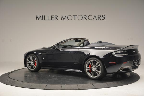 Used 2016 Aston Martin V12 Vantage S Convertible for sale $128,900 at Maserati of Greenwich in Greenwich CT 06830 4