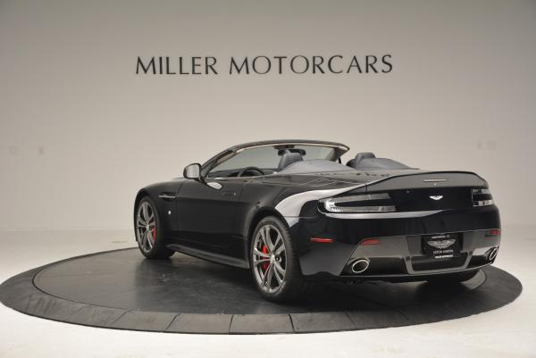 Used 2016 Aston Martin V12 Vantage S Convertible for sale $128,900 at Maserati of Greenwich in Greenwich CT 06830 5