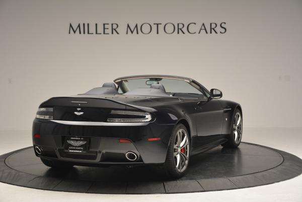 Used 2016 Aston Martin V12 Vantage S Convertible for sale $128,900 at Maserati of Greenwich in Greenwich CT 06830 7
