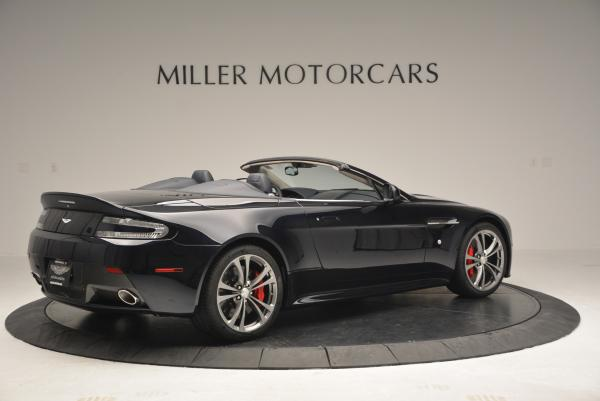 Used 2016 Aston Martin V12 Vantage S Convertible for sale $128,900 at Maserati of Greenwich in Greenwich CT 06830 8