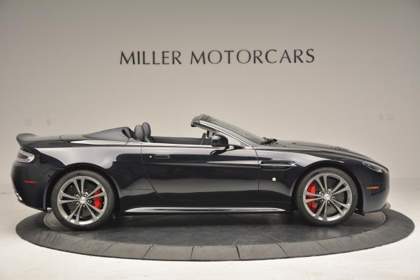 Used 2016 Aston Martin V12 Vantage S Convertible for sale $128,900 at Maserati of Greenwich in Greenwich CT 06830 9