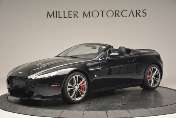 Used 2016 Aston Martin V12 Vantage S Convertible for sale $128,900 at Maserati of Greenwich in Greenwich CT 06830 1