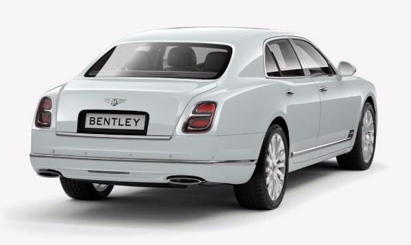 New 2017 Bentley Mulsanne for sale Sold at Maserati of Greenwich in Greenwich CT 06830 3