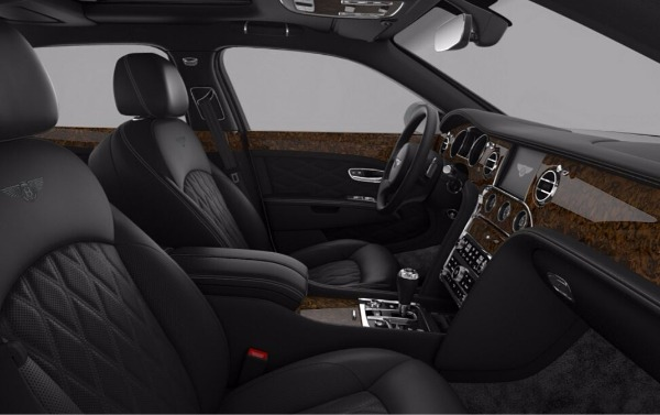 New 2017 Bentley Mulsanne for sale Sold at Maserati of Greenwich in Greenwich CT 06830 7