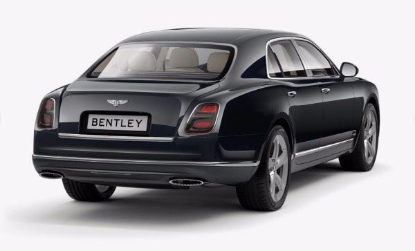 New 2017 Bentley Mulsanne Speed for sale Sold at Maserati of Greenwich in Greenwich CT 06830 3