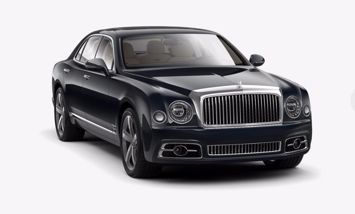 New 2017 Bentley Mulsanne Speed for sale Sold at Maserati of Greenwich in Greenwich CT 06830 1