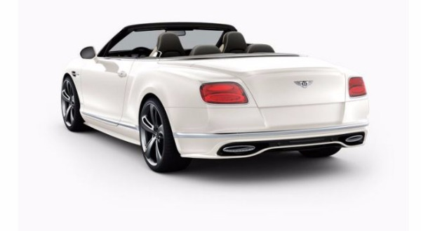 New 2017 Bentley Continental GT Speed for sale Sold at Maserati of Greenwich in Greenwich CT 06830 2