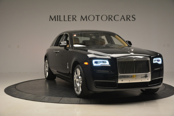 Used 2016 Rolls-Royce Ghost for sale Sold at Maserati of Greenwich in Greenwich CT 06830 12