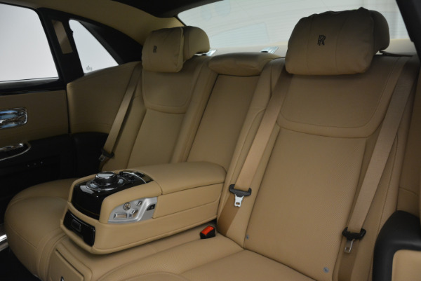 Used 2016 Rolls-Royce Ghost for sale Sold at Maserati of Greenwich in Greenwich CT 06830 27