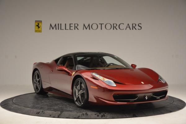 Used 2011 Ferrari 458 Italia for sale Sold at Maserati of Greenwich in Greenwich CT 06830 11