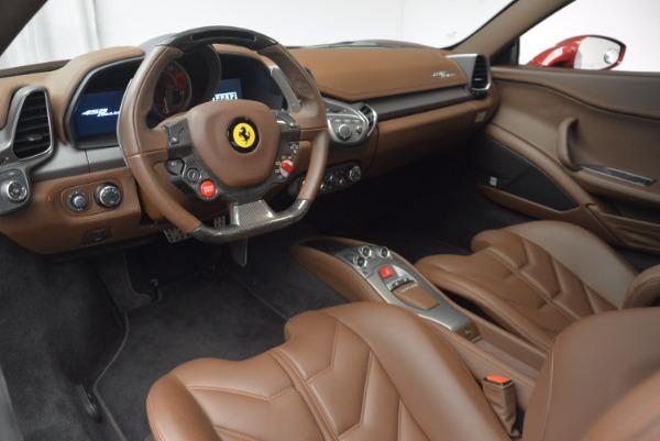 Used 2011 Ferrari 458 Italia for sale Sold at Maserati of Greenwich in Greenwich CT 06830 13