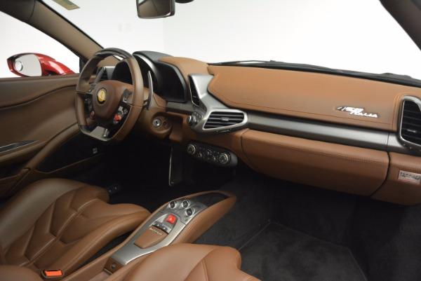Used 2011 Ferrari 458 Italia for sale Sold at Maserati of Greenwich in Greenwich CT 06830 17