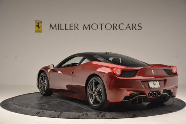 Used 2011 Ferrari 458 Italia for sale Sold at Maserati of Greenwich in Greenwich CT 06830 5