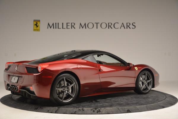 Used 2011 Ferrari 458 Italia for sale Sold at Maserati of Greenwich in Greenwich CT 06830 8