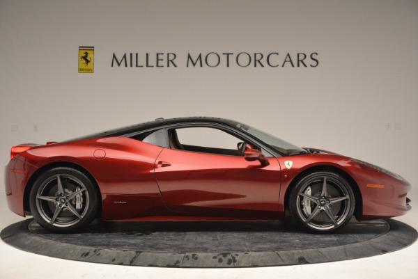 Used 2011 Ferrari 458 Italia for sale Sold at Maserati of Greenwich in Greenwich CT 06830 9