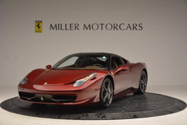 Used 2011 Ferrari 458 Italia for sale Sold at Maserati of Greenwich in Greenwich CT 06830 1