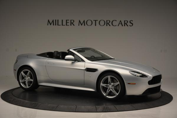New 2016 Aston Martin V8 Vantage GTS Roadster for sale Sold at Maserati of Greenwich in Greenwich CT 06830 10