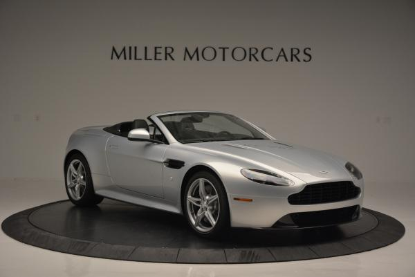New 2016 Aston Martin V8 Vantage GTS Roadster for sale Sold at Maserati of Greenwich in Greenwich CT 06830 11