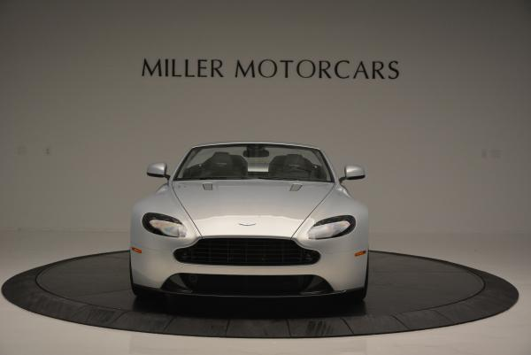 New 2016 Aston Martin V8 Vantage GTS Roadster for sale Sold at Maserati of Greenwich in Greenwich CT 06830 12
