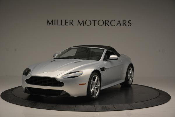 New 2016 Aston Martin V8 Vantage GTS Roadster for sale Sold at Maserati of Greenwich in Greenwich CT 06830 13