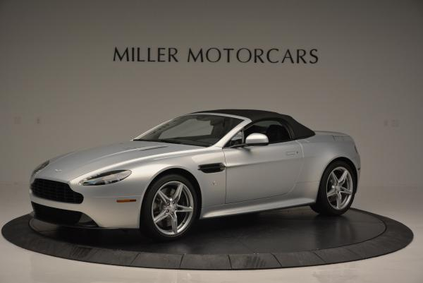 New 2016 Aston Martin V8 Vantage GTS Roadster for sale Sold at Maserati of Greenwich in Greenwich CT 06830 14