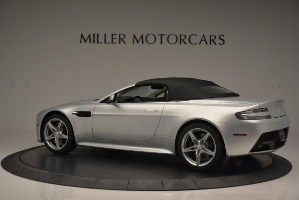 New 2016 Aston Martin V8 Vantage GTS Roadster for sale Sold at Maserati of Greenwich in Greenwich CT 06830 15