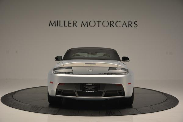 New 2016 Aston Martin V8 Vantage GTS Roadster for sale Sold at Maserati of Greenwich in Greenwich CT 06830 16