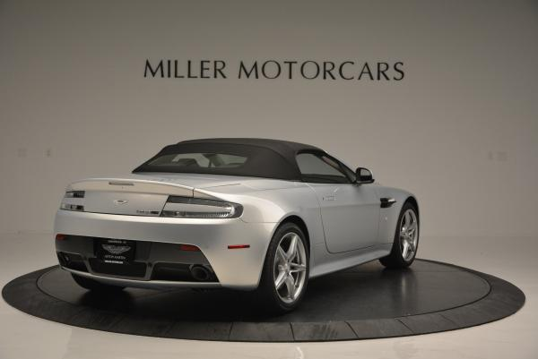 New 2016 Aston Martin V8 Vantage GTS Roadster for sale Sold at Maserati of Greenwich in Greenwich CT 06830 17