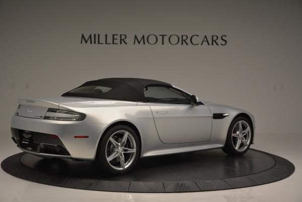 New 2016 Aston Martin V8 Vantage GTS Roadster for sale Sold at Maserati of Greenwich in Greenwich CT 06830 18