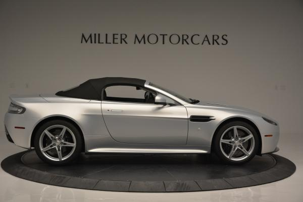 New 2016 Aston Martin V8 Vantage GTS Roadster for sale Sold at Maserati of Greenwich in Greenwich CT 06830 19