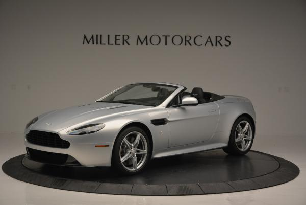 New 2016 Aston Martin V8 Vantage GTS Roadster for sale Sold at Maserati of Greenwich in Greenwich CT 06830 2