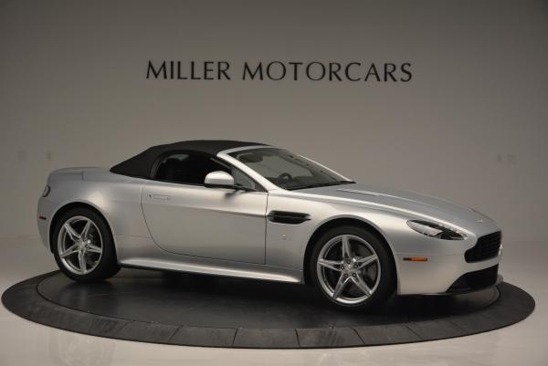New 2016 Aston Martin V8 Vantage GTS Roadster for sale Sold at Maserati of Greenwich in Greenwich CT 06830 20