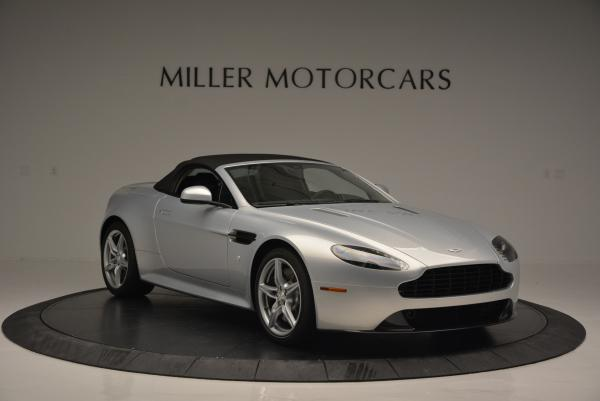 New 2016 Aston Martin V8 Vantage GTS Roadster for sale Sold at Maserati of Greenwich in Greenwich CT 06830 21