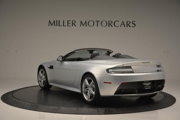 New 2016 Aston Martin V8 Vantage GTS Roadster for sale Sold at Maserati of Greenwich in Greenwich CT 06830 5