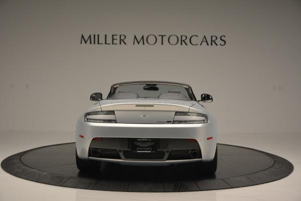 New 2016 Aston Martin V8 Vantage GTS Roadster for sale Sold at Maserati of Greenwich in Greenwich CT 06830 6