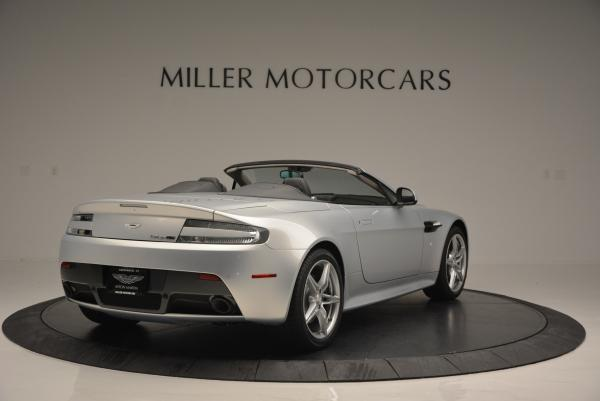 New 2016 Aston Martin V8 Vantage GTS Roadster for sale Sold at Maserati of Greenwich in Greenwich CT 06830 7