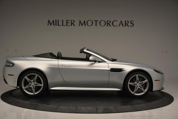 New 2016 Aston Martin V8 Vantage GTS Roadster for sale Sold at Maserati of Greenwich in Greenwich CT 06830 9