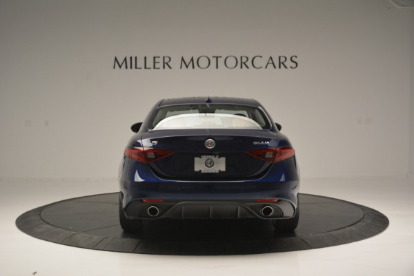 New 2018 Alfa Romeo Giulia Ti Sport Q4 for sale Sold at Maserati of Greenwich in Greenwich CT 06830 6