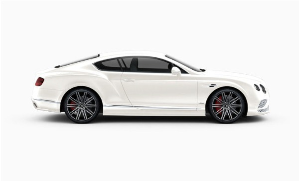 New 2017 Bentley Continental GT Speed for sale Sold at Maserati of Greenwich in Greenwich CT 06830 3