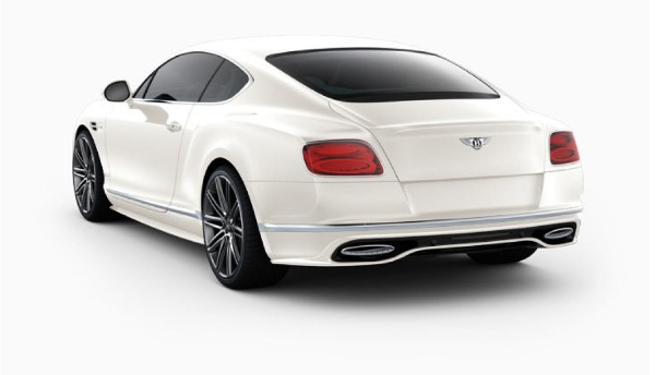 New 2017 Bentley Continental GT Speed for sale Sold at Maserati of Greenwich in Greenwich CT 06830 4