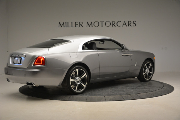 Used 2015 Rolls-Royce Wraith for sale Sold at Maserati of Greenwich in Greenwich CT 06830 10