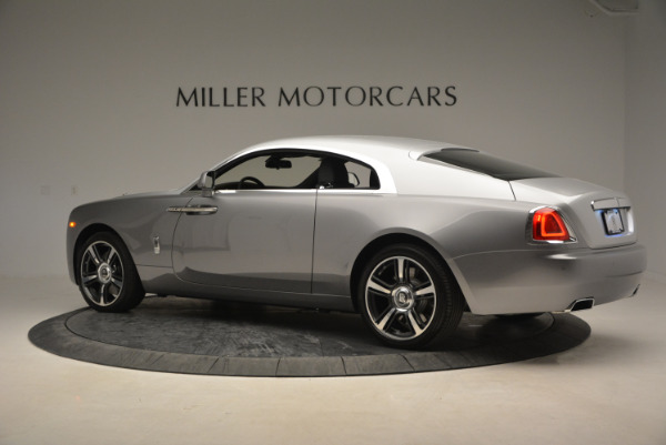 Used 2015 Rolls-Royce Wraith for sale Sold at Maserati of Greenwich in Greenwich CT 06830 6