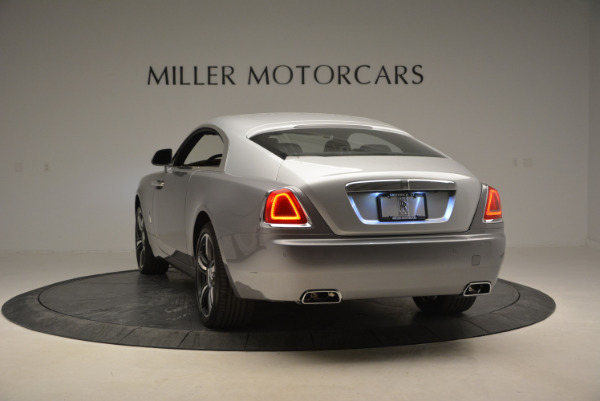 Used 2015 Rolls-Royce Wraith for sale Sold at Maserati of Greenwich in Greenwich CT 06830 7