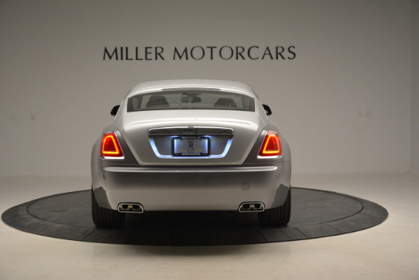 Used 2015 Rolls-Royce Wraith for sale Sold at Maserati of Greenwich in Greenwich CT 06830 8