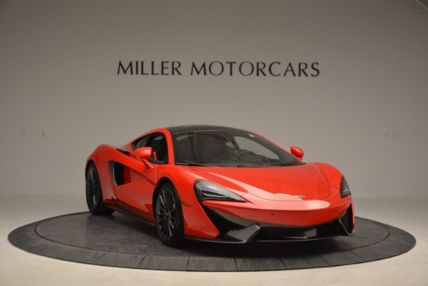 Used 2017 McLaren 570GT Coupe for sale Sold at Maserati of Greenwich in Greenwich CT 06830 11