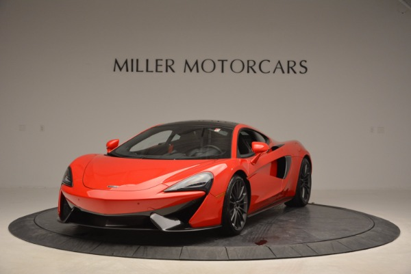 Used 2017 McLaren 570GT Coupe for sale Sold at Maserati of Greenwich in Greenwich CT 06830 2