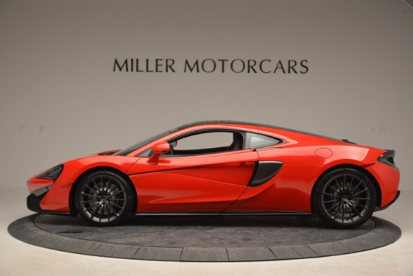 Used 2017 McLaren 570GT Coupe for sale Sold at Maserati of Greenwich in Greenwich CT 06830 3
